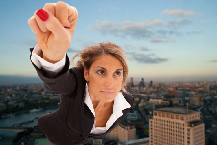 woman take-action-today