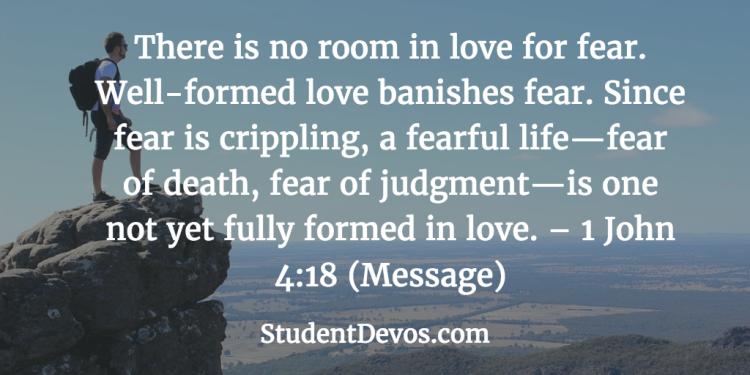 daily-bible-verse-devotion-fear-love