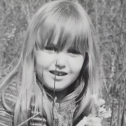 me aged 5